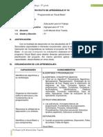 PROYECTO DE APRENDIZAJE N° 03 - QUINTO