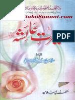 Seerat E Ayesha (R.A).pdf