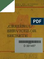 Creierul Serviciilor Secrete