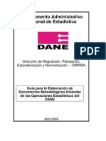 Standard Guide to document of statistical operations methodologies.pdf
