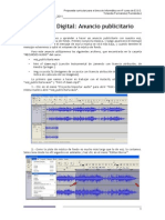 Audiodigital 05 Audacity Anuncio