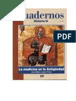 Historia 16 - Cuadernos - La medicina en la antiguedad.rtf