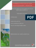 Planta de Tratamiento de Aguas Residuales (1)