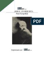 Kropotkin Peter - Anarquista