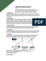 Componentes de la Red de Distribución Eléctrica