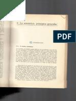 John Lyons - La semántica principios generales - Introducción