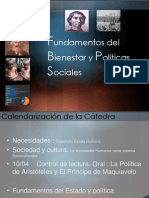 Fundamentos del Bienestar y Políticas Sociales POWER 2008 - copia