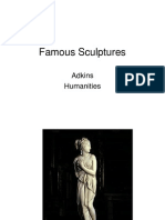 Famous Sculptures PowerPoint.ppt