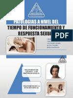 Patologias a Nivel Del Tiempo de Funcionamiento y