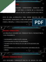 Sensores y Acondicionadores