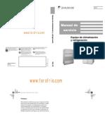 Manual de Servicio Daikin Sis-18