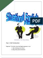 Pattern English..Handbook (For esl students and teachers)