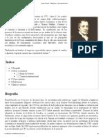 David Ricardo - Wikipedia, La Enciclopedia Libre