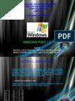 Diapositivas Windows