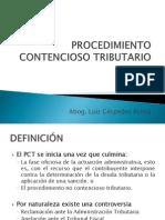 5. PROCEDIMIENTO CONTENCIOSO TRIBUTARIO