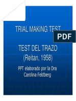 Trial Making Test1