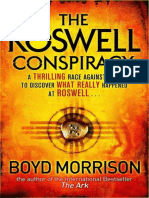 The Roswell Conspiracy - Boyd Morrison.epub