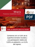 01.- Presentacin SONAMI en Seminario Escenario Econmico y Proyecciones Sectoriales