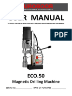 User Manual Eco50