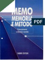 Memo, Memoria e Metodo - 6 - Potenziamento e Dinamica Mentale .pdf