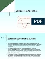 La Corriente Alterna (1)