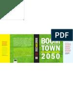 BOOMTOWN 2050 by RICHARD WELLER