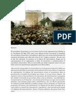 El Centralismo Democrático