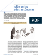 Politicas autonomicas