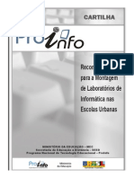 recomendações montagen s laboratorios