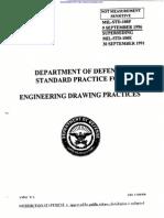 MIL-STD-100 - Engineering Drawing Practices Rev F - 1996.PDF