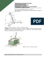 3ª LISTA_MEC_SOL_ECT1402_1ª_UNIDADE_Equilibrio_3D