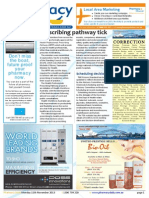 Pharmacy Daily for Mon 11 Nov 2013 - Prescribing pathway tick, SHPA urges 7 day coverage, Pharmacy asthma checks, Pharmacy marijuana and much more