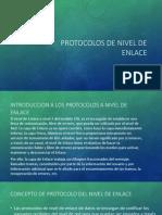 Protocolos de Nivel de Enlace