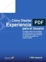 UX Globant - Como diseniar la mejor experiencia movil para el usuario.pdf