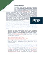 CARTA PARA OS OE - FORMAÇÃO OUT-2013