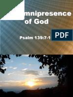 The Omnipresence of God.ppt