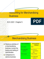 Accounting for Merchandising Business ACG 2021 Module 5.ppt