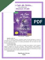 Shannon Drake - Ao Cair Da Noite