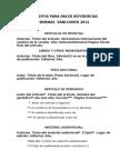 2013 Curso Chuleta Requisitos Para Hacer Referencias Normas Vancouver