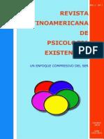 revista analisis existencial