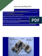 Programador Universal USB Para PIC