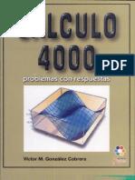 Calculo 4000