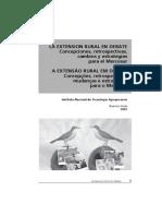 La Extension Rural en Debate - Concepciones, Retrospectivas, Cambios y Estrategias