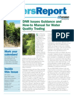 Rivers Report 2013 Fall issue