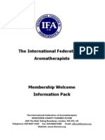 IFA Overseas Membership Information Pack