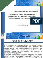 Estudio Municipal San Juan