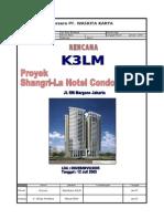 K3 Lengkap Proyek Sangrila