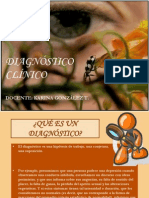 Clase Diagnostico Clinico