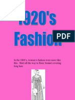 1920's Fashion.ppt