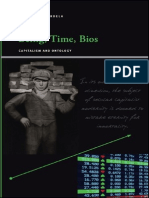 Being, Time, Bios (Capitalism and Ontology)